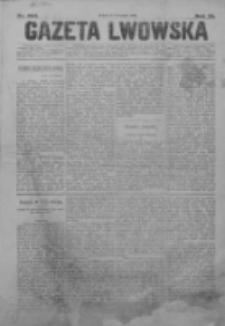 Gazeta Lwowska 1882 II, Nr 263