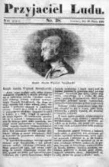 Przyjaciel Ludu czyli Tygodnik potrzebnych i pożytecznych wiadomości 1838/39, R.5, nr 38
