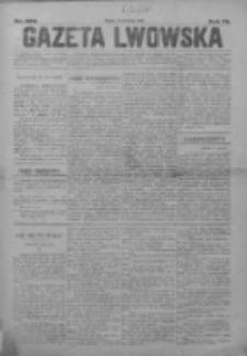 Gazeta Lwowska 1882 II, Nr 292