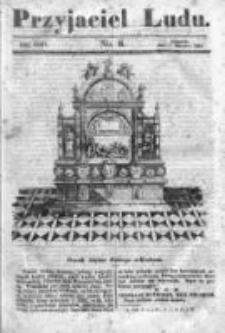 Przyjaciel Ludu czyli Tygodnik potrzebnych i pożytecznych wiadomości 1841/42, R.8, nr 6