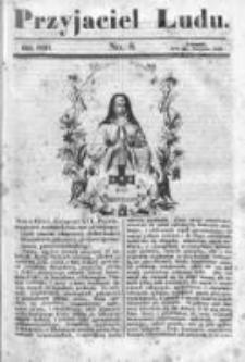 Przyjaciel Ludu czyli Tygodnik potrzebnych i pożytecznych wiadomości 1841/42, R.8, nr 8