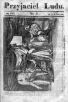 Przyjaciel Ludu czyli Tygodnik potrzebnych i pożytecznych wiadomości 1841/42, R.8, nr 11