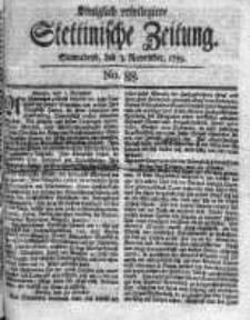 Stettinische Zeitung. Königlich privilegirte 1759, Nr 88