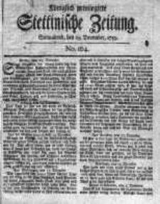 Stettinische Zeitung. Königlich privilegirte 1759, Nr 104