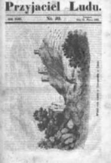 Przyjaciel Ludu czyli Tygodnik potrzebnych i pożytecznych wiadomości 1841/42, R.8, nr 39