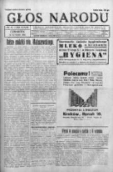 Głos Narodu 1931, Nr 41
