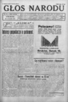 Głos Narodu 1931, Nr 55