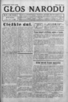 Głos Narodu 1931, Nr 61