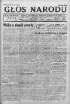 Głos Narodu 1931, Nr 63