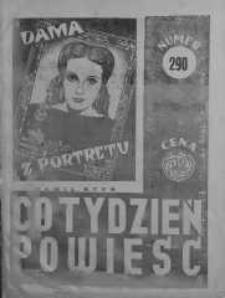 Co Tydzień Powieść 29 grudzień 1938 nr 290