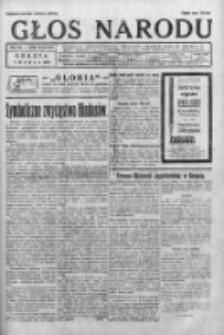 Głos Narodu 1931, Nr 64