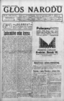 Głos Narodu 1931, Nr 65
