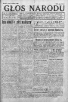 Głos Narodu 1931, Nr 70