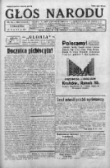 Głos Narodu 1931, Nr 76