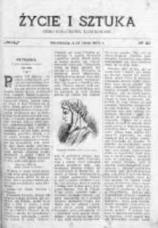Życie i Sztuka. Pismo dodatkowe, ilustrowane 1904, Nr 27