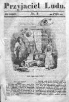 Przyjaciel Ludu czyli Tygodnik potrzebnych i pożytecznych wiadomości 1842/43, R.9, nr 2