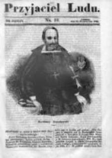 Przyjaciel Ludu czyli Tygodnik potrzebnych i pożytecznych wiadomości 1842/43, R.9, nr 16