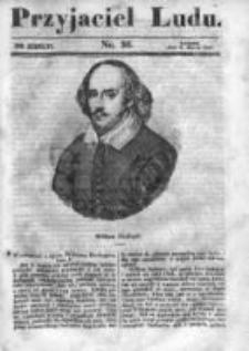 Przyjaciel Ludu czyli Tygodnik potrzebnych i pożytecznych wiadomości 1842/43, R.9, nr 36