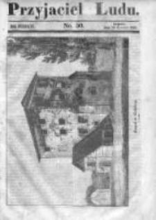 Przyjaciel Ludu czyli Tygodnik potrzebnych i pożytecznych wiadomości 1842/43, R.9, nr 50