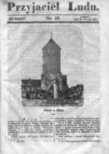 Przyjaciel Ludu czyli Tygodnik potrzebnych i pożytecznych wiadomości 1842/43, R.9, nr 52