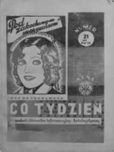 Co Tydzień Powieść 25 maj 1939 nr 21