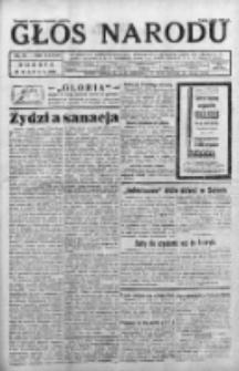 Głos Narodu 1931, Nr 78