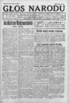 Głos Narodu 1931, Nr 95