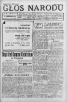 Głos Narodu 1931, Nr 98
