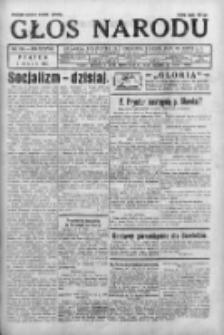 Głos Narodu 1931, Nr 116