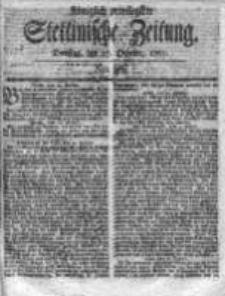 Stettinische Zeitung. Königlich privilegirte 1767, Nr 86