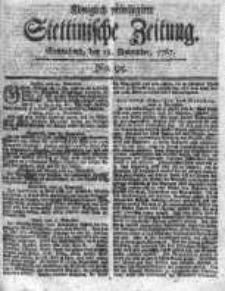 Stettinische Zeitung. Königlich privilegirte 1767, Nr 95