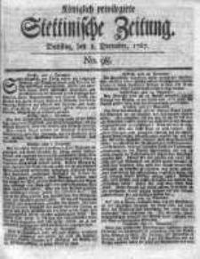 Stettinische Zeitung. Königlich privilegirte 1767, Nr 98