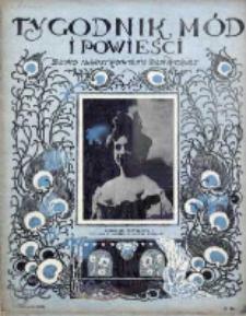Tygodnik Mód i Powieści. Pismo ilustrowane dla kobiet 1908, Nr 46
