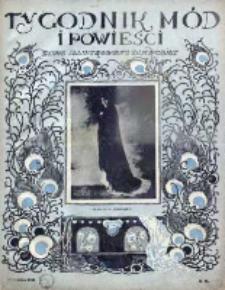 Tygodnik Mód i Powieści. Pismo ilustrowane dla kobiet 1908, Nr 51