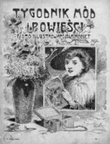 Tygodnik Mód i Powieści. Pismo ilustrowane dla kobiet 1909, Nr 11