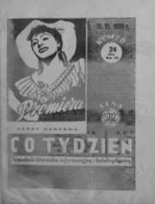 Co Tydzień Powieść 15 czerwiec 1939 nr 24