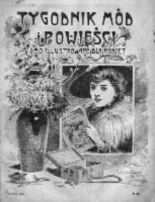 Tygodnik Mód i Powieści. Pismo ilustrowane dla kobiet 1909, Nr 20