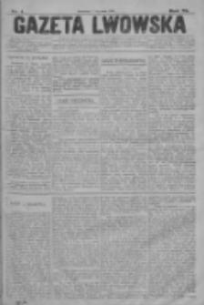 Gazeta Lwowska 1886 I, Nr 4