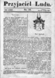 Przyjaciel Ludu czyli Tygodnik potrzebnych i pożytecznych wiadomości 1840/41, R.7, nr 52
