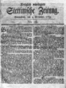 Stettinische Zeitung. Königlich privilegirte 1769, Nr 98