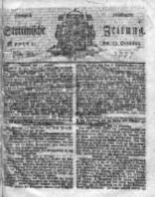 Stettinische Zeitung. Königlich privilegirte 1777, Nr 82