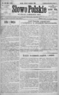 Słowo Polskie 1922, R.27, IV, Nr 282