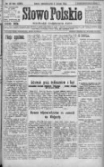 Słowo Polskie 1923, R.28, I, Nr 35a