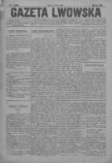 Gazeta Lwowska 1886 III, Nr 158