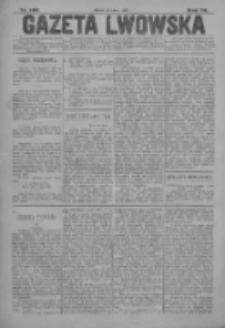 Gazeta Lwowska 1886 III, Nr 167