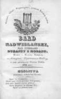 Bard Nadwislański: nad Brzegami Duransy i Rodanu: w czasie patriotycznego tułactwa Polaków, 1832, sierpień, Nr 2