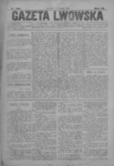 Gazeta Lwowska 1886 III, Nr 189