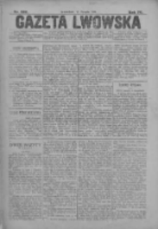 Gazeta Lwowska 1886 III, Nr 192
