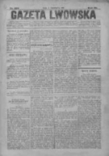 Gazeta Lwowska 1886 IV, Nr 228