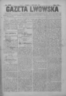 Gazeta Lwowska 1886 IV, Nr 229